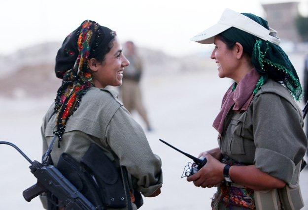 istanbul airport turkey detains kurdish female militant