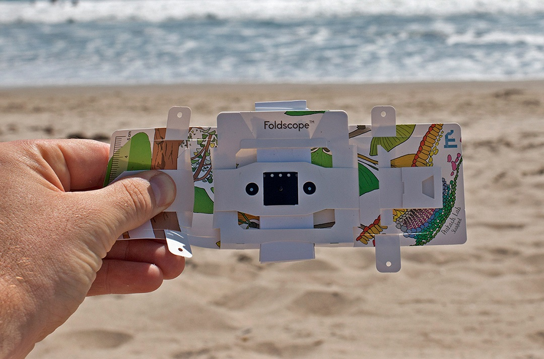 foldscope the microscope that will only set you back 1
