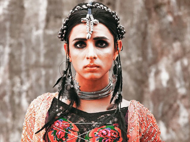 pakistan s first transgender model makes debut with stunning photoshoot