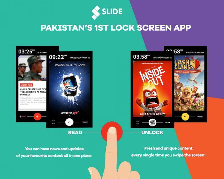 pakistan based lockscreen app closes 3 6m series a from south korean investor