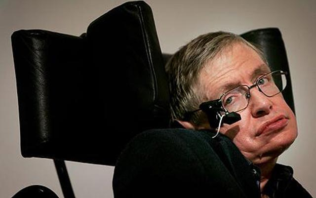 here s stephen hawking s advice for obese people