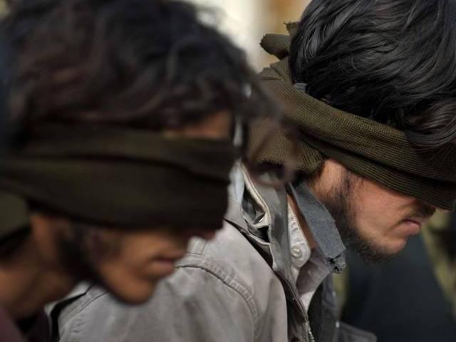 murder case lej militants remanded into police custody