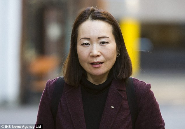 female manager demoted for refusing to bow to korean boss