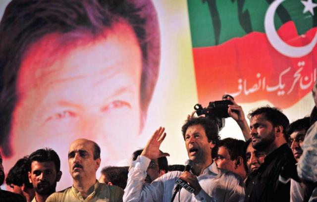 pti chief submits a 21 page reply in supreme court photo afp