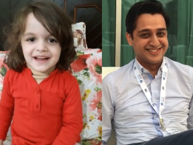this little girl s parody video is giving shafaat ali a run for his money