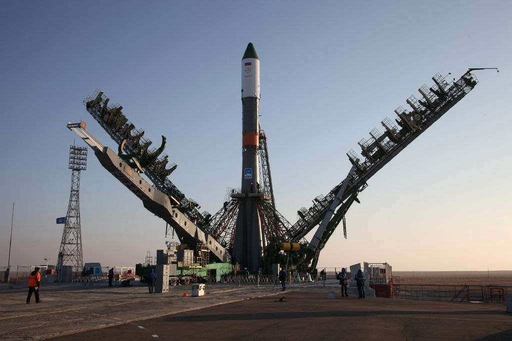 russian cargo ship burns up after launch for international space station