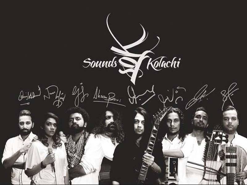 sounds of kolachi debut album delayed