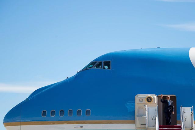 trump says new air force one too costly cancel order