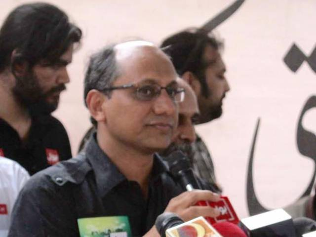 in court saeed ghani restrained from exercising minister s powers