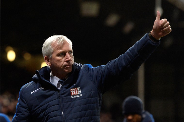 pardew s job as manager is safe says palace chairman