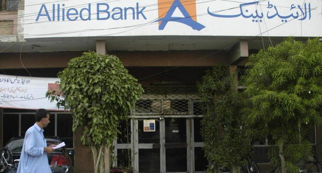 allied bank mastercard sign deal