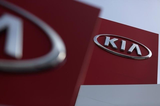 signs of a kia motor car dealership are pictured in monterrey mexico august 23 2016 photo reuters