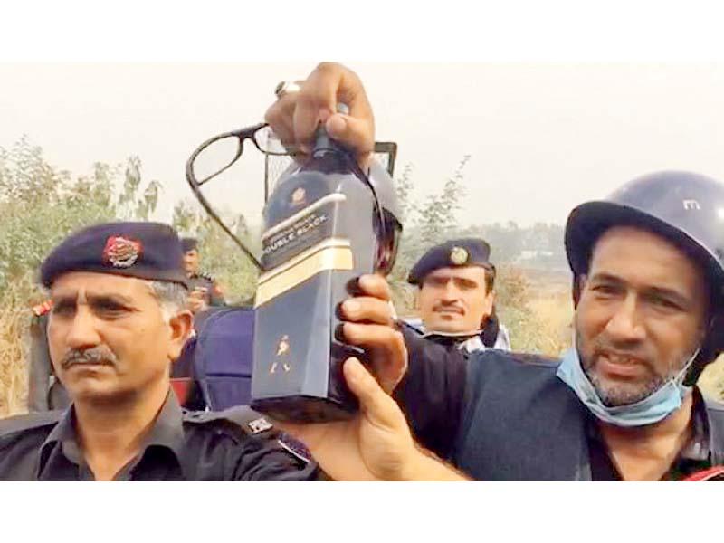 gandapur granted bail in guns and honey case