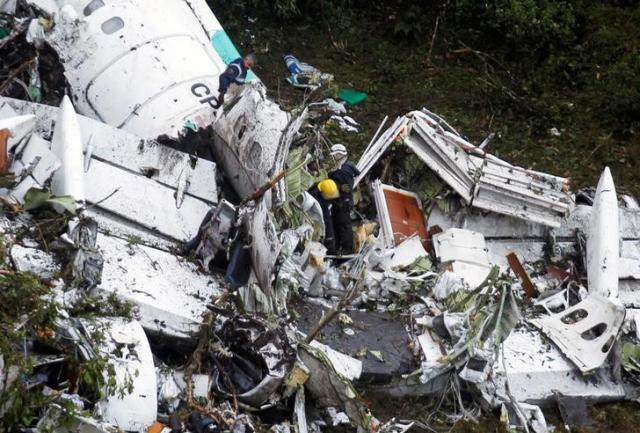 bolivia air official alleges pressure over crashed chapecoense flight