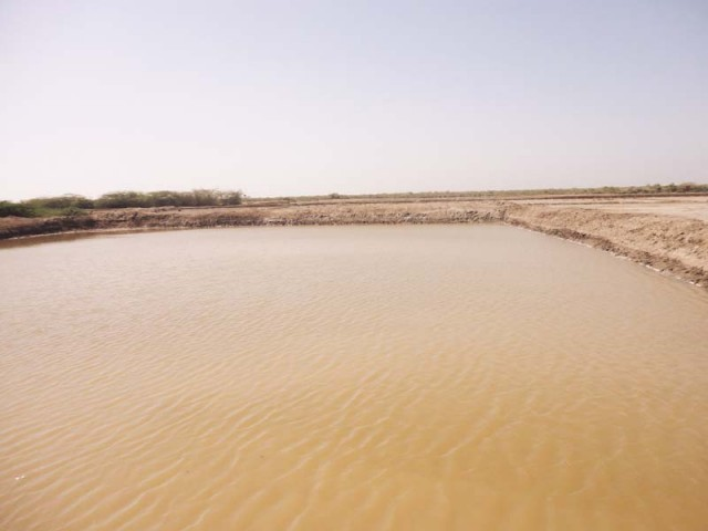 gwadar s main source of drinking water hits dead level