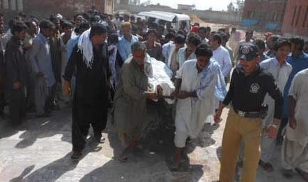 land compensation clash between two chilas tribes leaves 13 injured