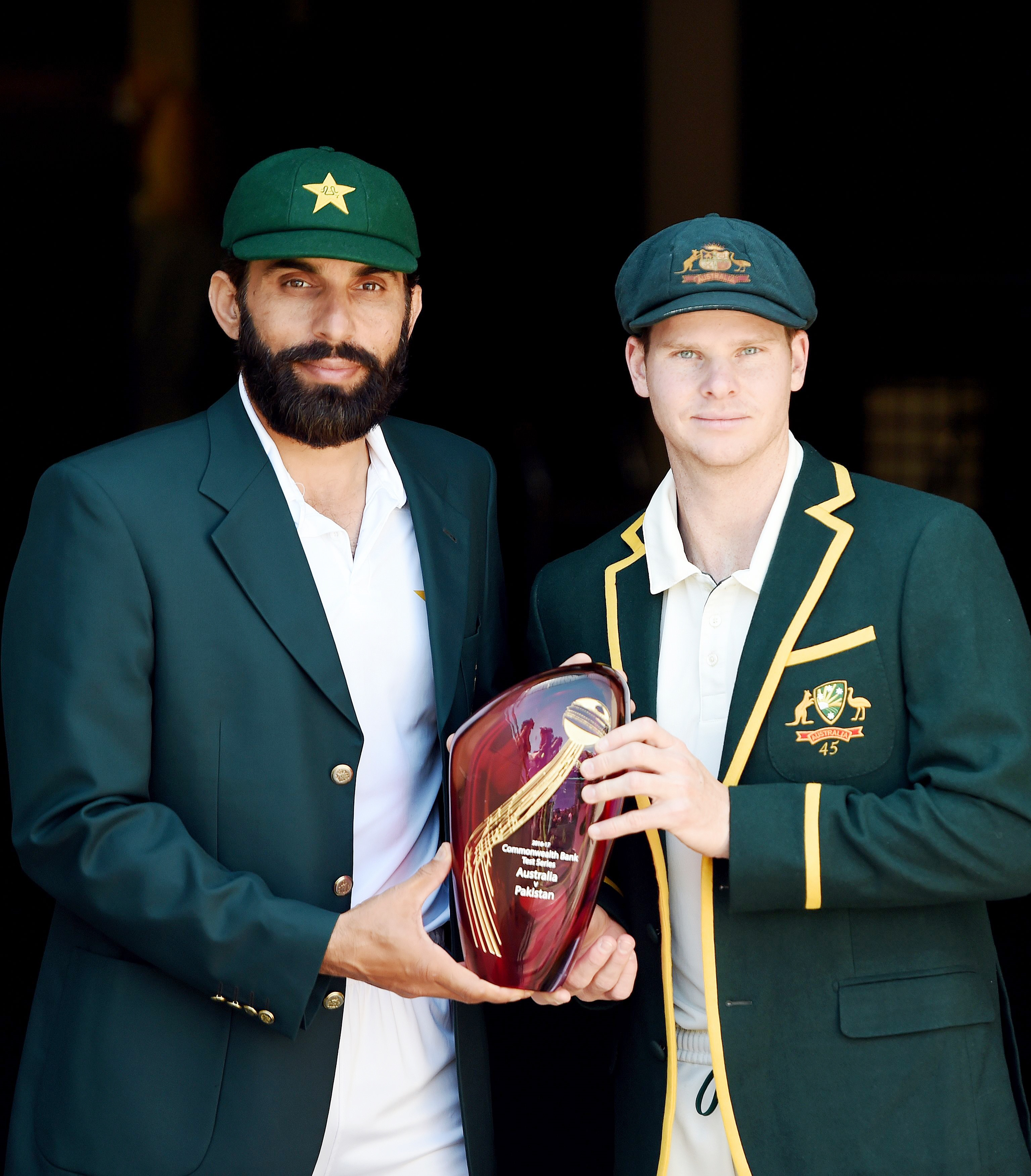 misbahul haq confident of changing history in australia