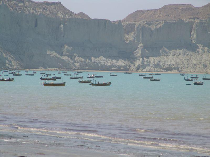 karachi trawlers operate with impunity off gwadar coast