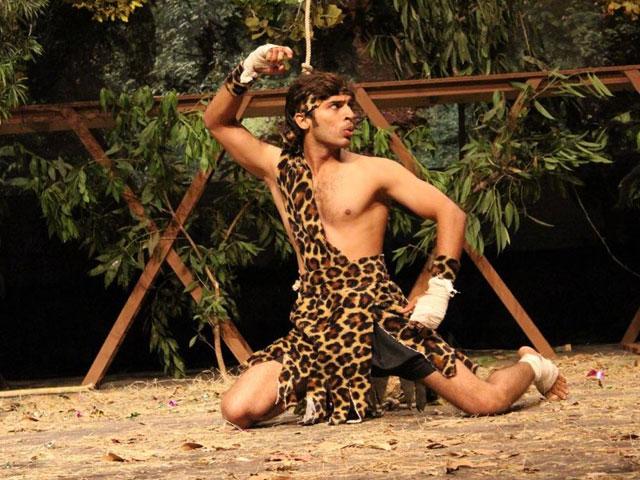 tarzan brings children back to theatre