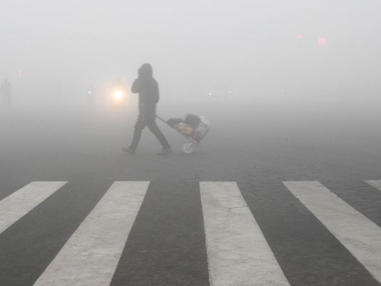 committee to address smog issue
