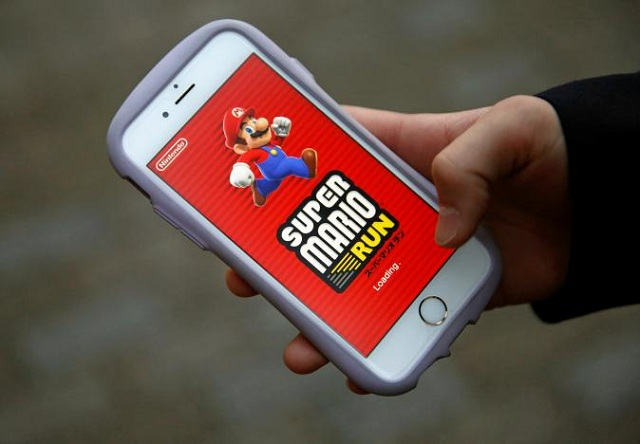 the game hit 25 million downloads in just four days photo reuters