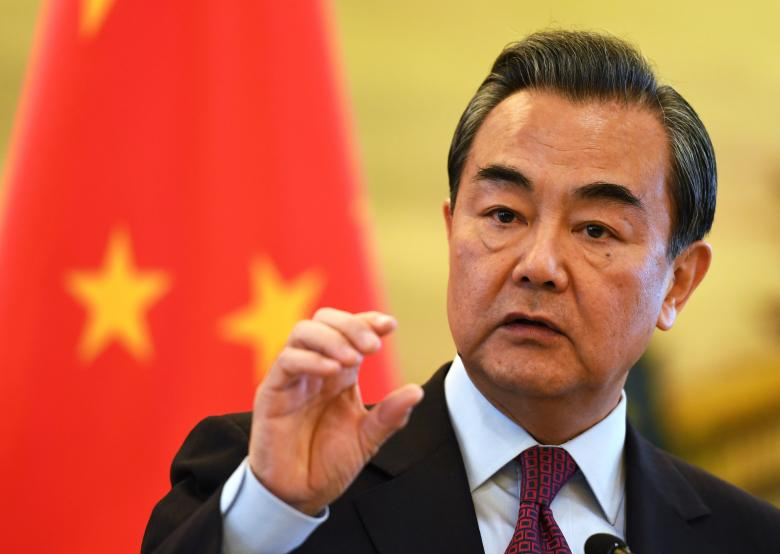 China-US ties 'can return to right track,' Beijing's FM says