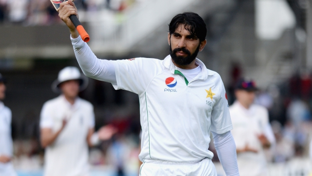 misbahul haq becomes first pakistani to win icc spirit of cricket award