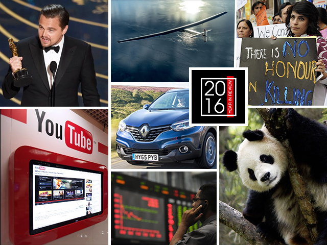 a mixed bag some of the good things that happened in 2016