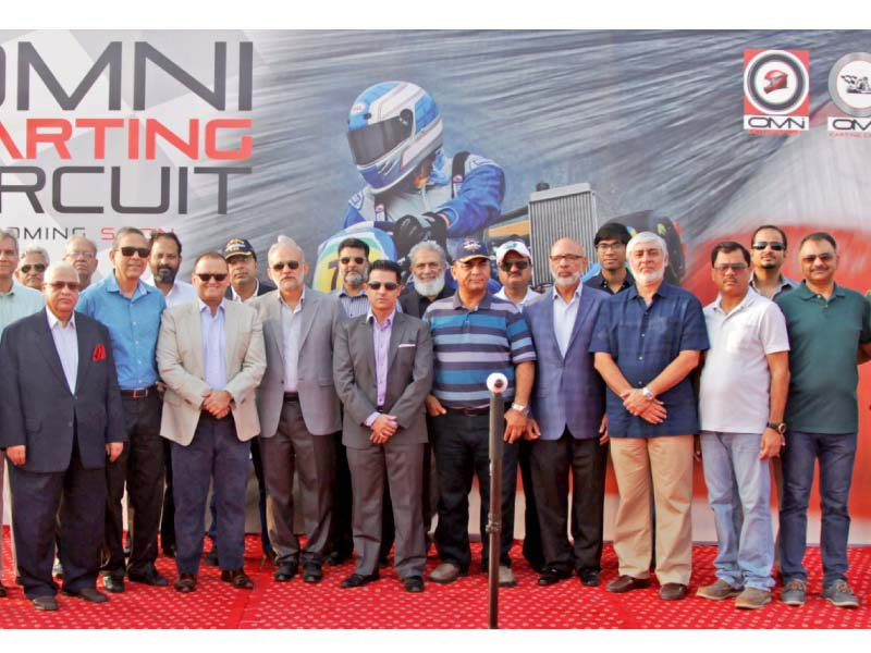 providing opportunities karting circuit to open soon