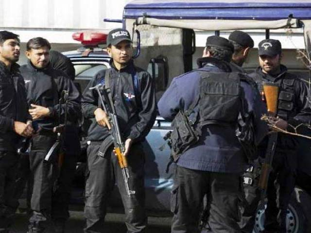 police action restores normalcy in upper sindh