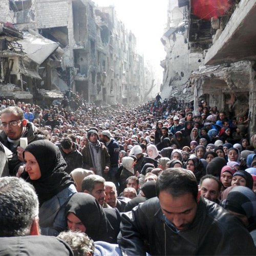 310 000 dead 4 8m refugees syria s war in numbers
