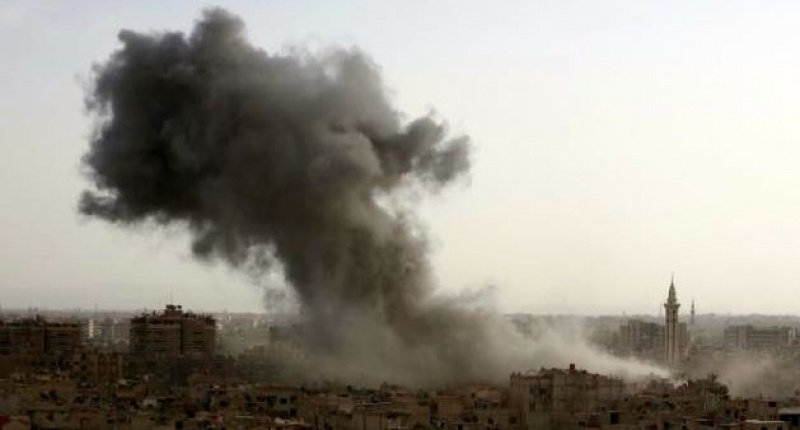 88 dead in turkish raids on is held syria town