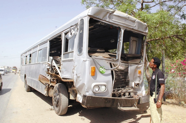highway tragedy five people killed 10 injured as bus overturns