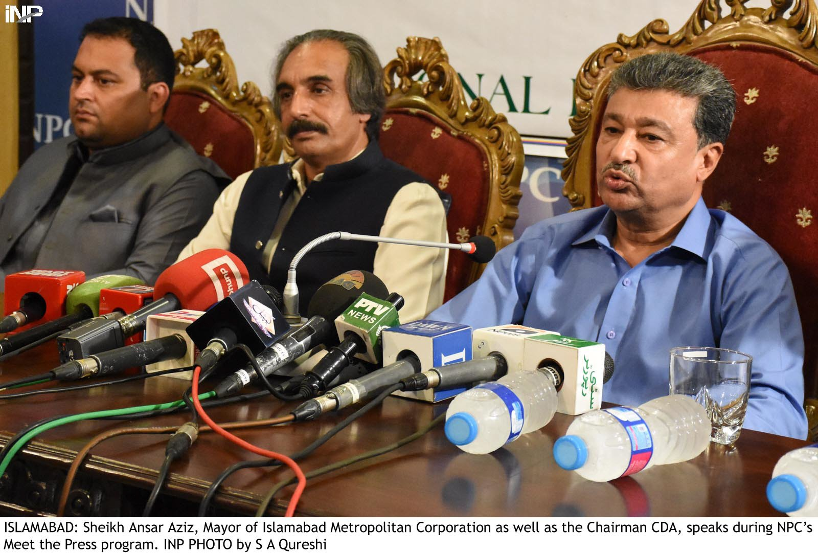cooperation cda offers space to red crescent