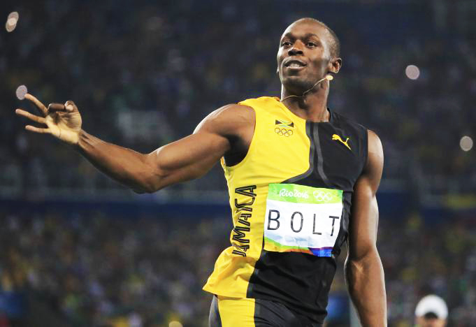 bolt from the blue as sprint star calls united tv