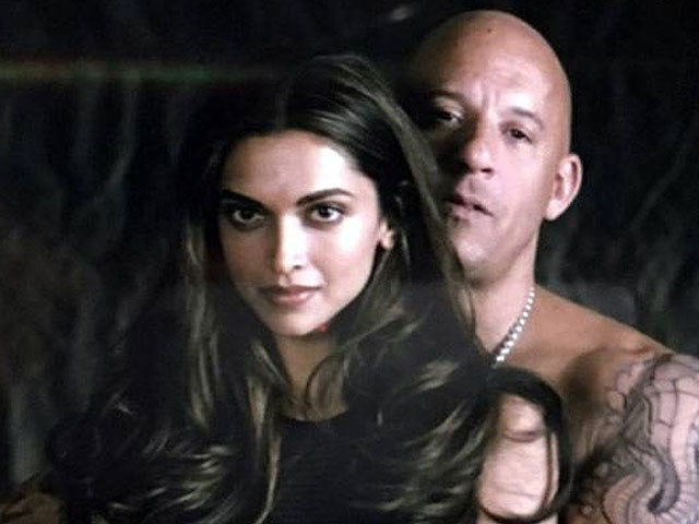deepika padukone with her hollywood debut main lead vin diesel photo india today