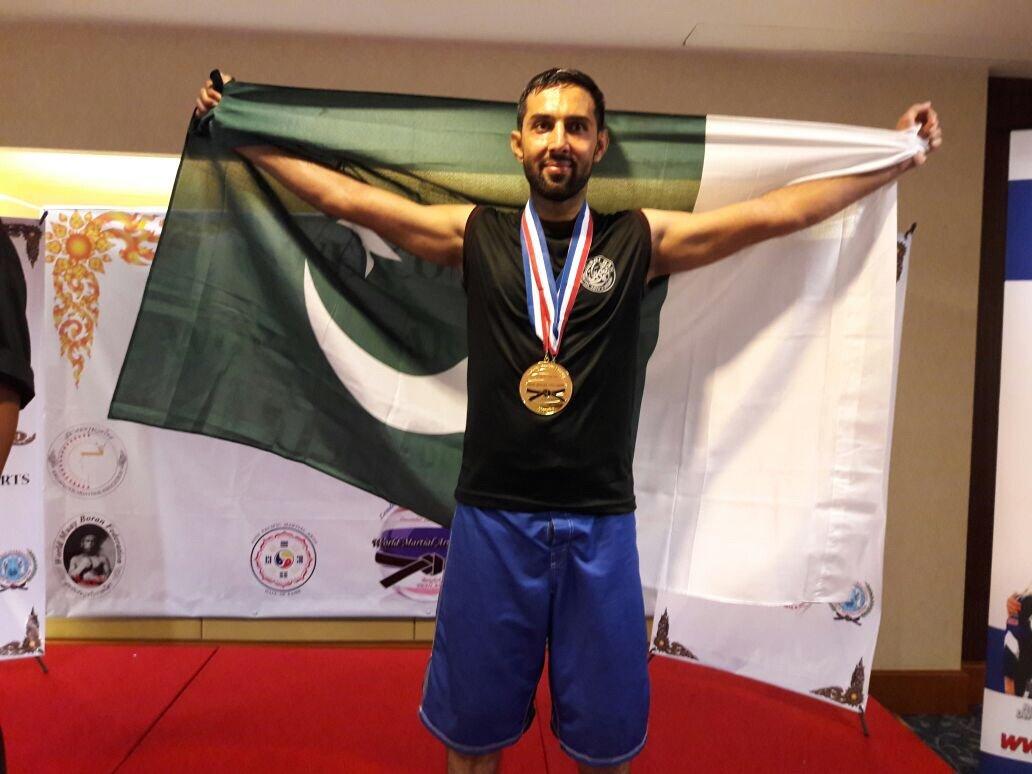 medals galore for pakistan s kickboxing team in bangkok