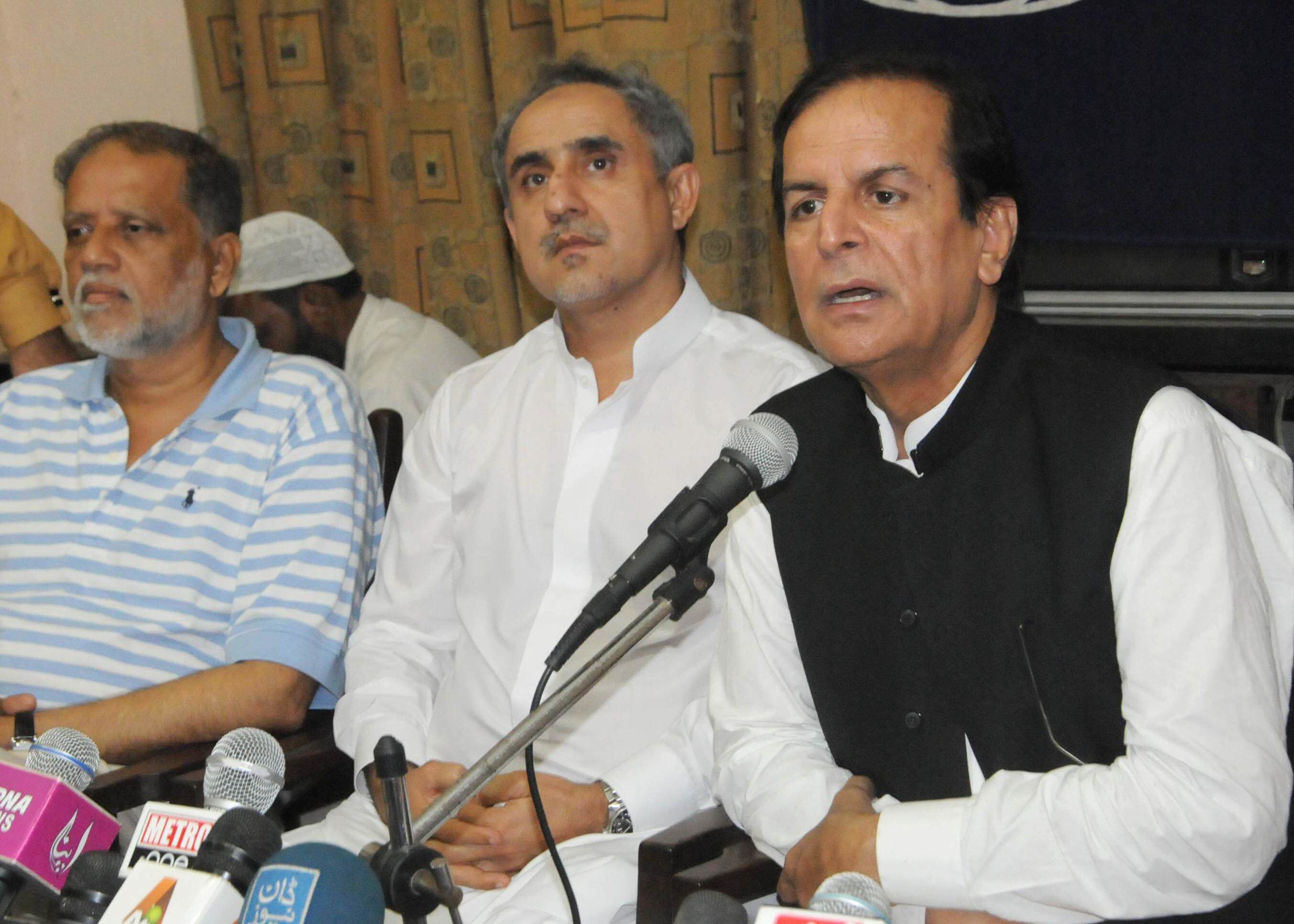 javed hashmi s statement aimed at maligning army