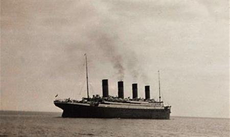 titanic sank due to raging blaze not iceberg experts