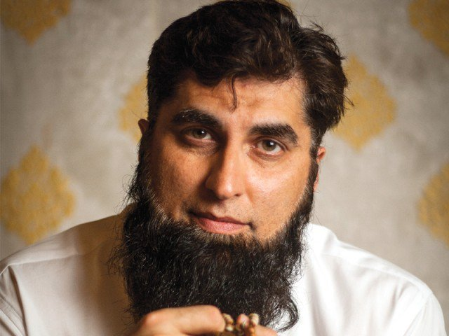 how junaid jamshed used us rah par to foreshadow his transformation