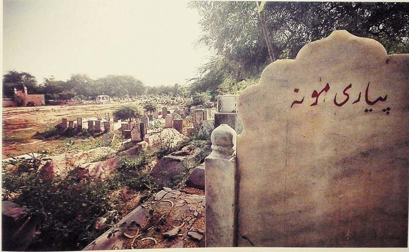 Author Amardeep Singh tries to document historic sites in the region. PHOTOS: EXPRESS
