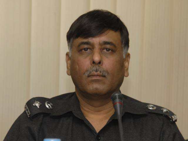 ssp malir rao anwar photo munawar a khan express
