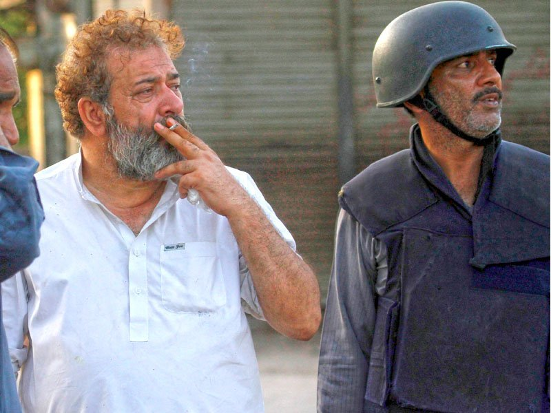 14 sound bites which prove chaudhry aslam feared nothing