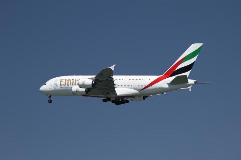 snake on a plane grounds emirates flight