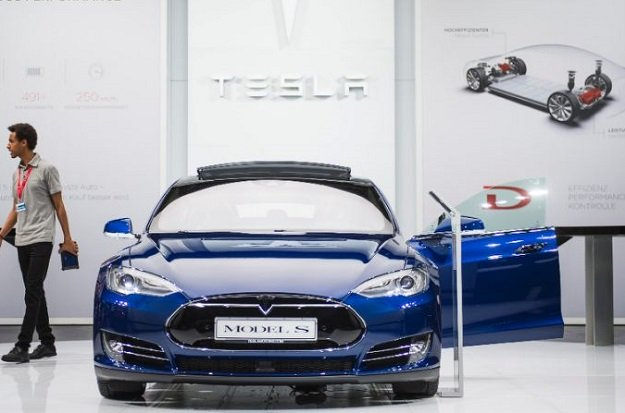 The move is a significant win for Tesla. PHOTO: AFP