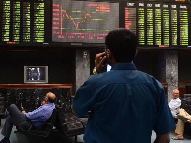 market watch kse 100 gains 505 81 points ends at new record high