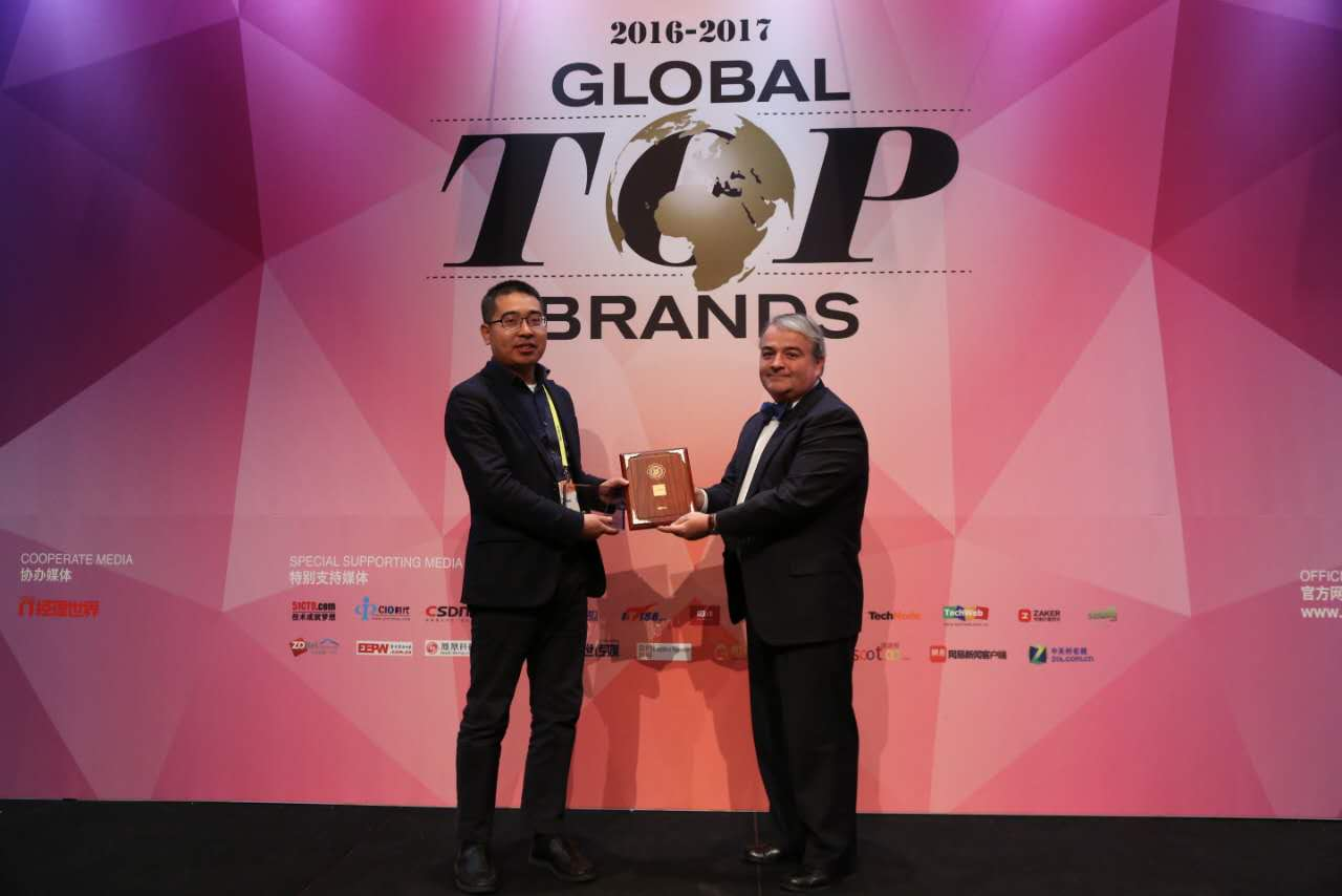 oppo honoured as 2016 2017 top global smartphone and top connected devices brand