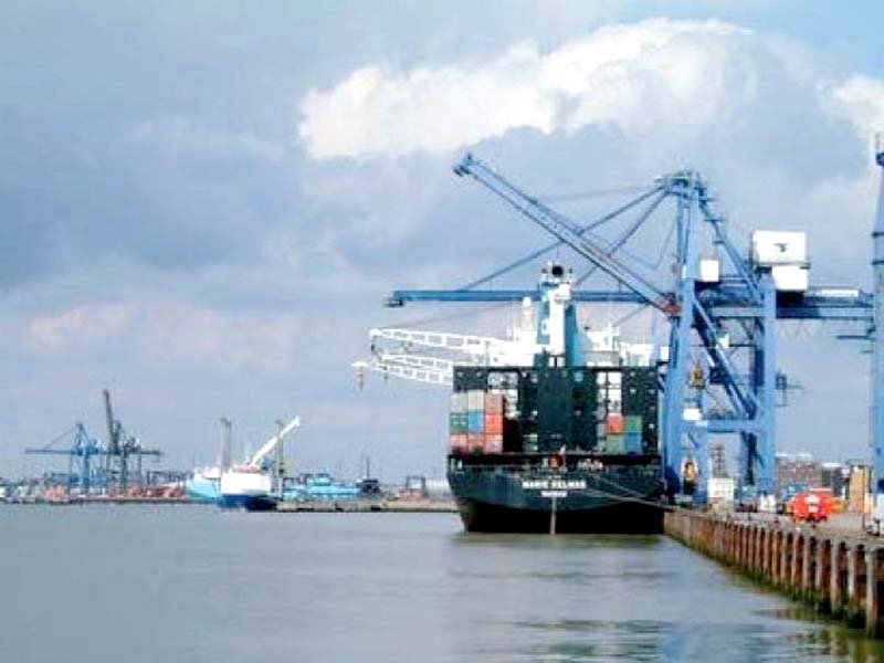 pakistan s first deep water terminal to be ready in april