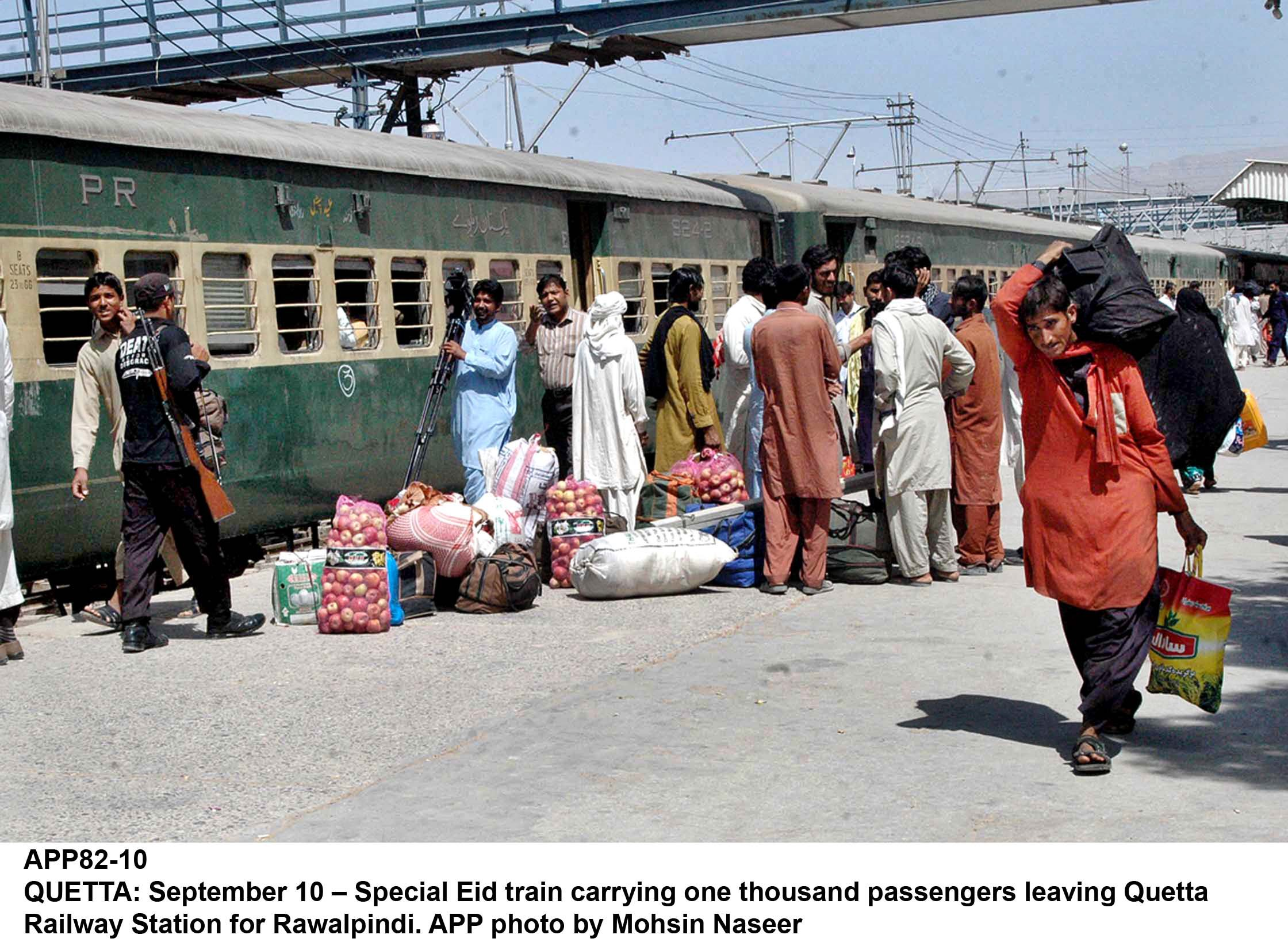 train tickets locals demand revival of booking service