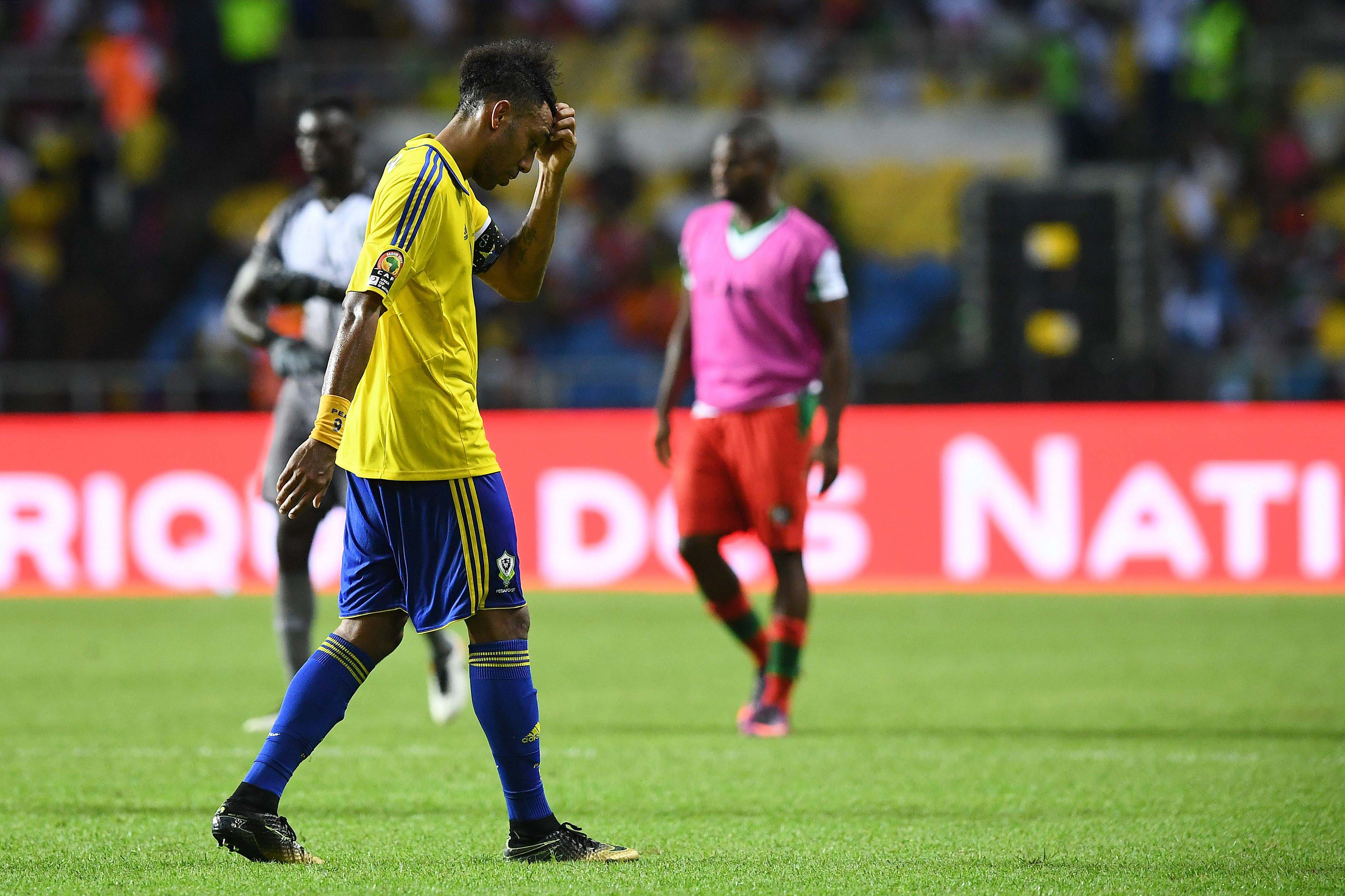 gabon denied opening day win in african cup of nations